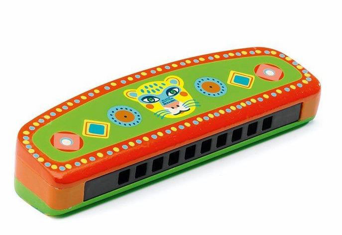 Harmonica toy for children