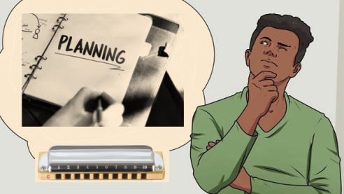 Article on how to learn harmonica with a good study plan